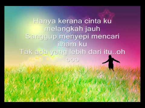hanya kerana cinta - Hafiz,Aril,Ayu,Anne & Tini Hot FM (Lyric)