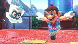 Super Mario Odyssey - Wooded Kingdom - Part 5