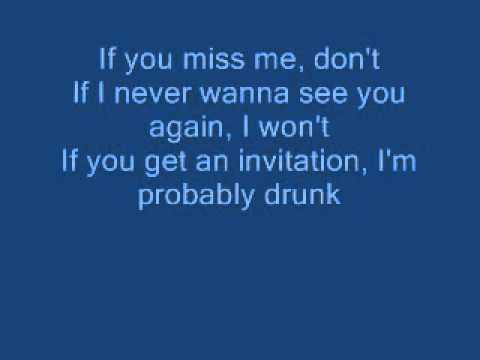 Gavin DeGraw - Radiation (with lyrics)