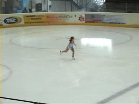 Tutti In Pista 2009 - Silvia Monti - Sesto Ice Ska...