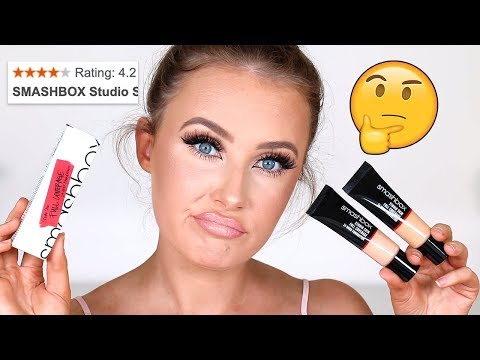 IS THIS REALLY THE BEST FOUNDATION EVER?! thumbnail