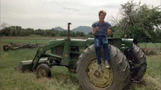 Tractors & Farm Machinery in the Movies