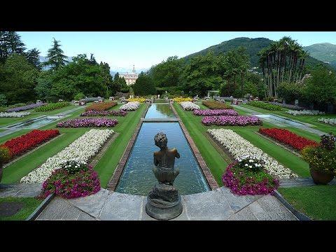 Lago maggiore giardini villa taranto lake maggiore - Giardini terrazzati immagini ...