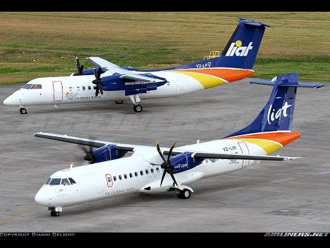 Caribbean Airlines VS Liat Airlines
