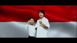 Berkibarlah Benderaku (Ucapan Bagi Bangsa) - Cover by Nathanael & Dwi