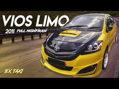 Yakin beli Mobil Bekas ini di 2019 ⁉️ #BUMBLEBEE Modifikasi Toyota Vios Limo (Full Movie HD)
