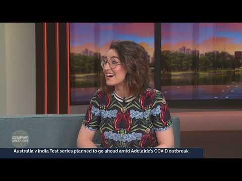 ABC News Breakfast: 'In Praise of Veg'