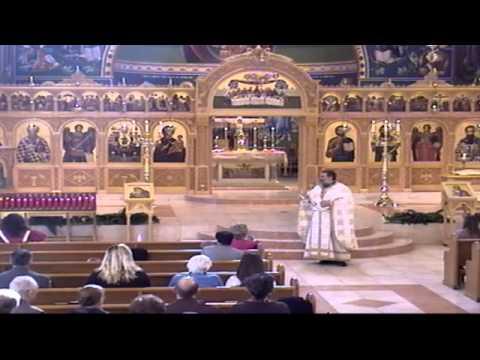 Sunday Orthros & Liturgy - 10/19/2014