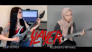Slayer - South of Heaven (Elena & Mel cover)