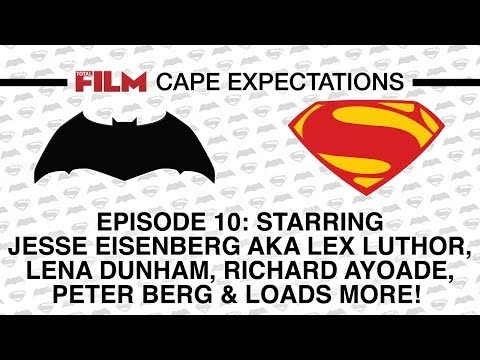 Batman vs Superman: Jesse Eisenberg, Lena Dunham, Richard Ayoade & Loads more!