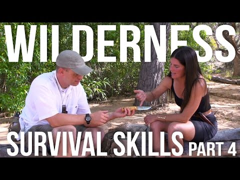 Wilderness Survival Skills Pt 4/4: Gear, Rescue, and Survival Discussion