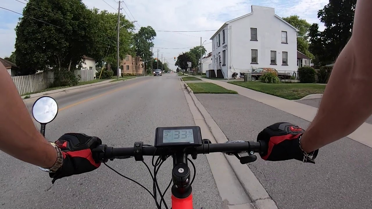 Download Fast Electric Bike VLOG Review/ Speed Runs - 750W Bafang