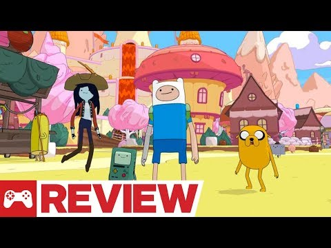 adventure-time:-pirates-of-the-enchiridion-review