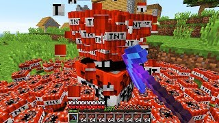 Minecraft but item drops are multiplied..