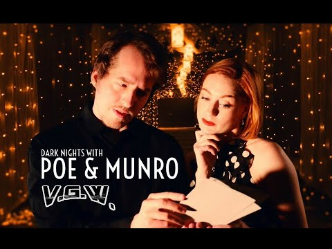 Dark Nights with Poe and Munro - #🎮 - First Look - Gameplay (by V.G.W.) |