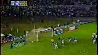 Cruzeiro Campeão da Copa do Brasil 2000 Gols do Título