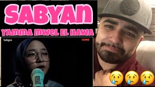 "Gambar cover Reaction to Sabyan "" Yamma Mwel El Hawa """