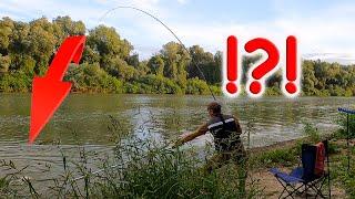 КАК ПОЙМАТЬ сазана? ДИКИЙ САЗАН - эксперименты НА РЫБАЛКЕ И всё-таки Я его ПОЙМАЛ! Рыбалка на Дунае