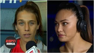 Joanna Jedrzejczyk, Michelle Waterson preview UFC Fight Night main event | ESPN MMA Video