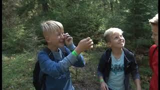 """""""Latvijas stāsti"""" - meža ekspedīcija (15.09.2018.)"""