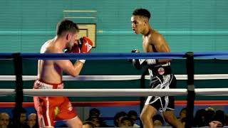 SEAN FENNELL VS LEE CONNELLY - OLDHAM | BLACK FLASH PROMOTIONS