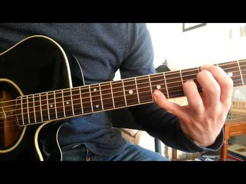 Justin Beiber - All That Matters (Guitar Chords & Lesson) by Shawn Parrotte