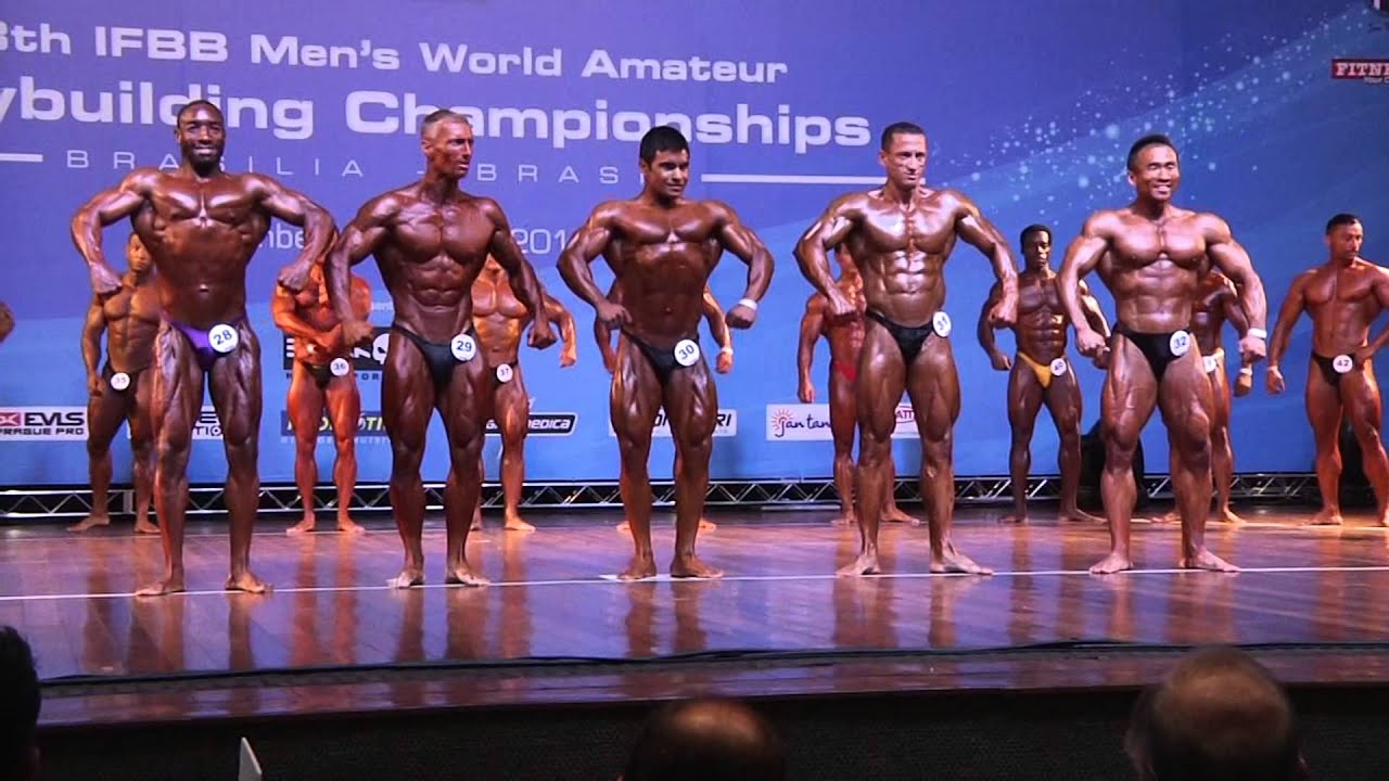 bodybuilding fitness amateur World