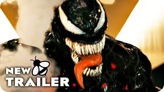 VENOM All Clips & Trailer (2018)