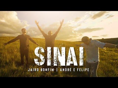 Jairo Bonfim feat André e Felipe – Sinai