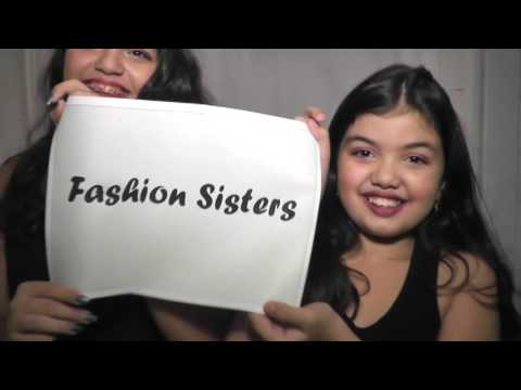 Estreia do Canal Fashion Sisters
