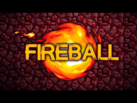 ♫ FIREBALL ♫ Minecraft Edit