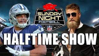 Sunday Night Football Halftime Show | Week 2: Dallas Cowboys vs. New York Giants