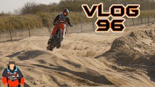 LAST DAY OF TRAINING FOR WESTON BEACH RACE 2018 AT LOON-PLAGE MX *DUNKIRK  MX TRACK* (VLOG 96)