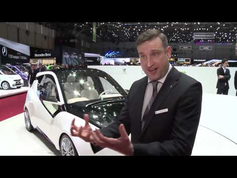 Geneva Auto Show 2014 - Wooden Car Feature Story