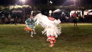 TAOS PUEBLO POW WOW 2019 DAY 1  - Friday Evening - Ladies Fancy Shawl Dance