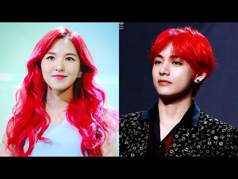 Crazy Red Velvet Sasaengs BTS V and Wendy&39;s Mystery