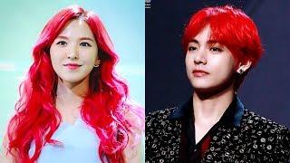 Crazy Red Velvet Sasaengs, BTS V and Wendy's Mystery
