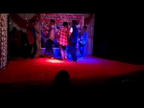 Dashing govinda dance ...