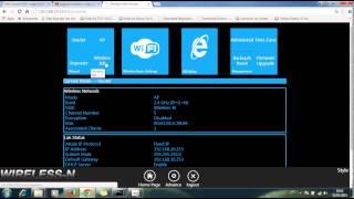 configurar wireless n mini router