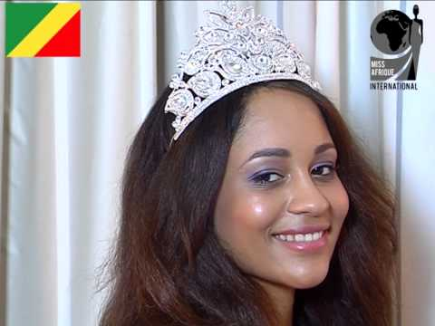 Miss Afrique International France/Beauty & Purpose /Congo