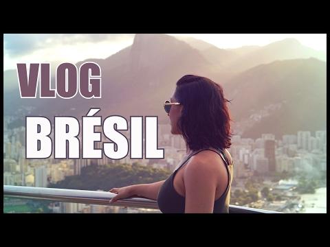 VLOG BRÉSIL / Rio de janeiro en amoureux
