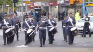 Air Cadets Battle of Britain Parade 2013, Exeter