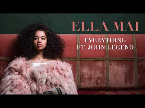 Ella Mai – Everything ft John Legend Audio