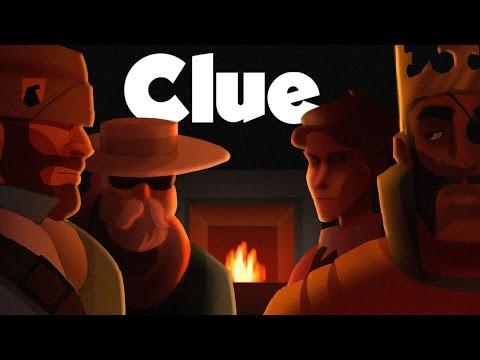 TF2 Clue - Board Game (w/ Uncle Dane, Raja, and ScottJAw)