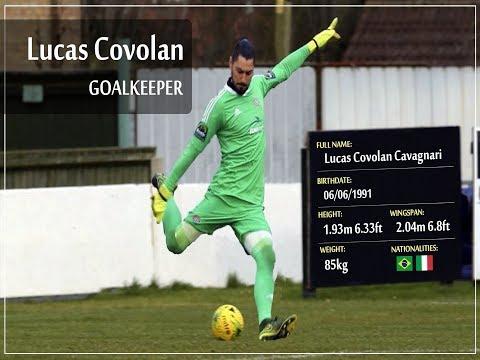 Lucas Covolan | 2018 | Goalkeeper