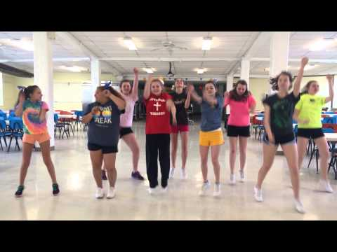 XCS Jr. Cheer Camp: Fun Chants pt. 1