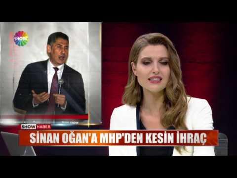 Sinan Oğan'a MHP'den kesin ihraç