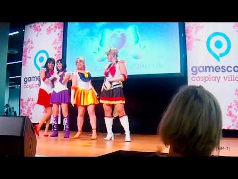 Sailor Moon German (Gamescom 2015)