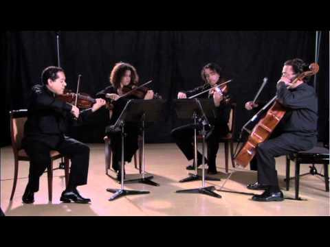 TANGO ALBENIZ CUARTETO ASSAI. Assai String Quartet.