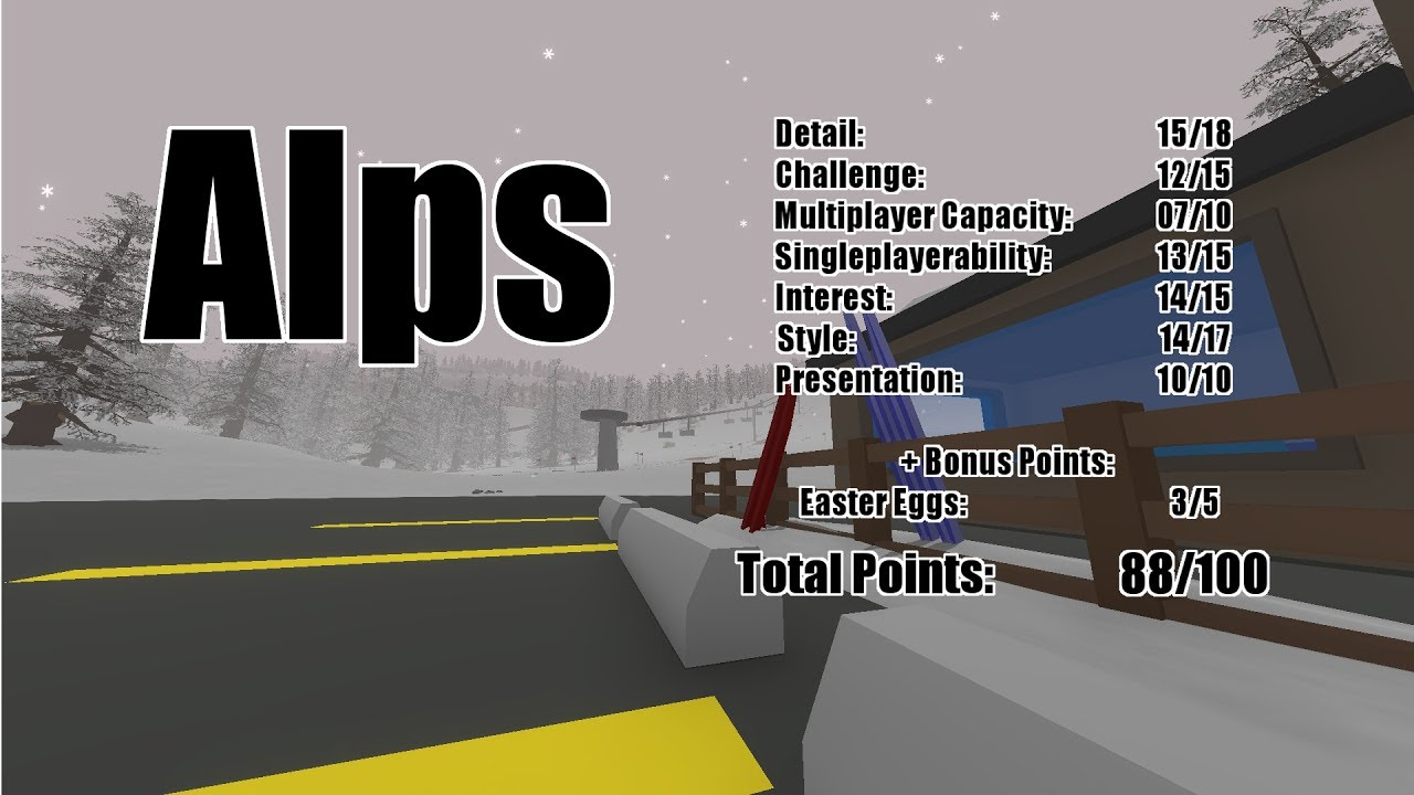 Unturned Map Review Alps YouTube - Japan map unturned